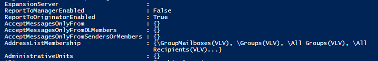 MrWilde Microsoft Teams Groups correct-settings
