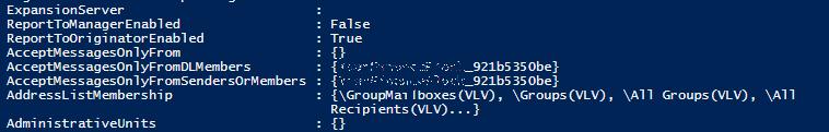 MrWilde Microsoft Teams Groups incorrect-settings